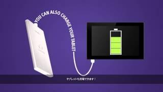 Download USBポータブル電源 Video