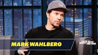 Download Mark Wahlberg's Kids Use Him for His Celeb Connections Video