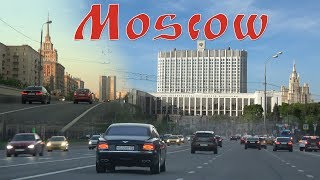 Download Moscow Russia 4K. Capital of Russia Video