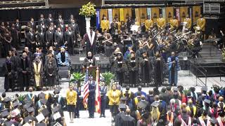 Download Alabama State University Fall (2017) Commencement Exercises Video