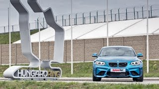 Download VR360° 4K VIDEO: BMW M2 HUNGARORING Video