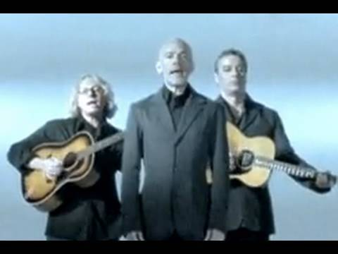 R.E.M. - Leaving New York (Video)