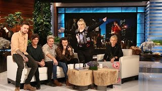 Download Ellen's Rebellious Surprise Guest Video