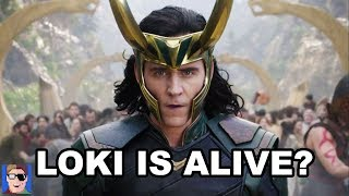 Download How Loki Is Almost Definitely Still Alive Video