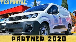 Download PEUGEOT - PARTNER 2020 👲💪⚙️ ESPACIO Y EFICIENCIA ¡SIN SACRIFICAR COMODIDAD! 😏👌 | ADN Automotriz Video