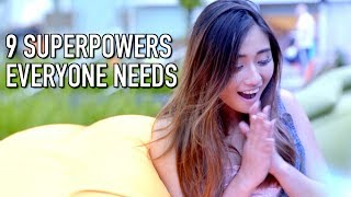 Download 9 SUPERPOWERS EVERYONE NEEDS Video