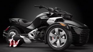 Download 2016 Can-Am Spyder F3 Video