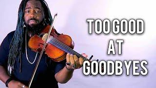 Download Too Good at Goodbyes (Violin Version) Sam Smith | DSharp Video