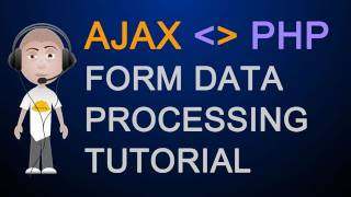 Download Ajax Tutorial : Post to PHP File XMLHttpRequest Object Return Data Javascript Video