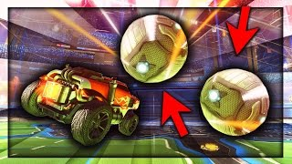 Download TWO BALLS IN ONE GAME OF ROCKET LEAGUE? Video