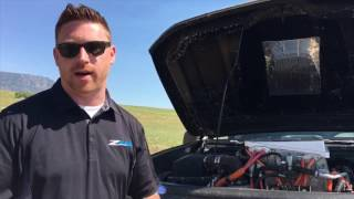 Download Putting the ZH2 to the test at Fort Carson Video