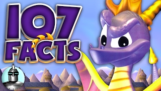 Download 107 Spyro The Dragon Facts YOU Should Know | The Leaderboard Video