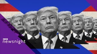 Download Is Donald Trump likely to be impeached? - BBC Newsnight Video