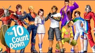 Download Top 10 Forgotten Fighting Games Video