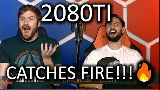 Download 2080Ti Catches FIRE - The WAN Show Nov 17, 2018 Video