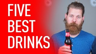 Download Five best drinks for beardsmen | Eric Bandholz Video