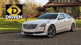 Download 2017 Cadillac CT6 Platinum Video
