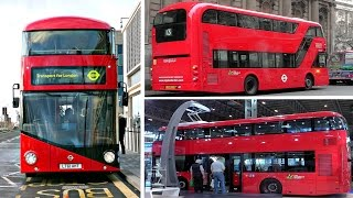 Download New Bus For London January 2017 Update Video