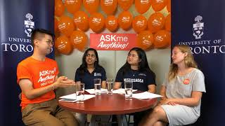 Download U of T Student Life experts answer your top first-year questions Video