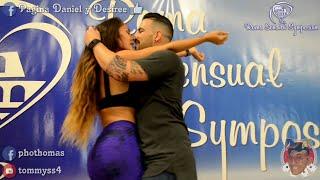 Download Daniel y Desiree [I Hate u I Love u] @ Roma Sensual Symposium 2016 Video