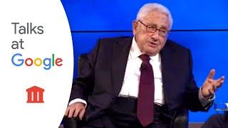 Download Dr. Henry Kissinger fireside chat with Eric Schmidt | Talks at Google [April 17, 2015] Video