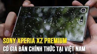 Download Trên tay Xperia XZ Premium - Siêu phẩm cao cấp nhất của Sony trong năm 2017 Video