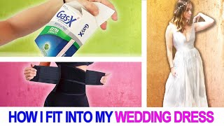 Download How I Tried To Fit Into My Wedding Dress Video