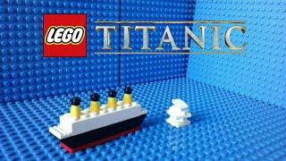 Download LEGO Titanic Mini Movie (Stop Motion) Video
