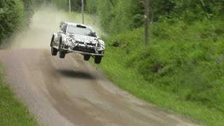 Download Sebastien Ogier - Rally Finland Tests: MAX ATTACK Video