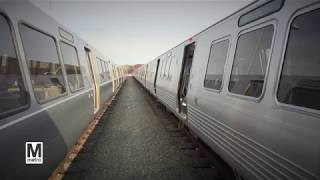Download Metro's 3000 and 6000-series railcars to get a new look Video