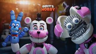 Download FUNTIME FREDDY ″TUTORIAL″ ↩ FNAF SISTER LOCATION ★ Porcelana fria / Air dry clay ✔ Giovy Hobby Video