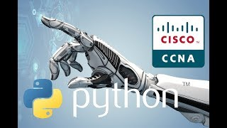 Download CCNA or Python? Developer or Network Engineer? How about a machine augmented network engineer!? Video