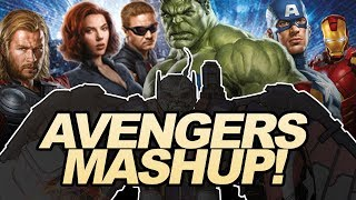Download MASHING UP 14 DIFFERENT AVENGERS INTO ONE! | ART CHALLENGE! Video