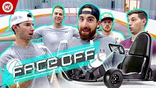 Download Dude Perfect Go Kart Soccer | FACE OFF Video
