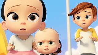Download The Boss Baby 2 - Back in Business | official FIRST LOOK & trailer (2018) Video