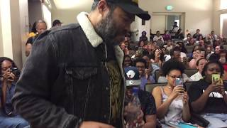 Download Jordan Peele discusses GET OUT at UCLA 1-31-18 Video