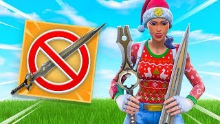 Download BANNING THE SWORD From Fortnite Video