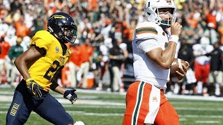 Download Miami Hurricanes Highlights @ Toledo Video