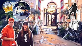 Download SOME YOUTUBER TP'D THE TEAM 10 MANSION?! **HELP US** Video