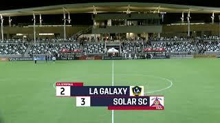 Download 2019 Development Academy Finals: U16/17 Semifinal - LA Galaxy vs. Solar SC Video