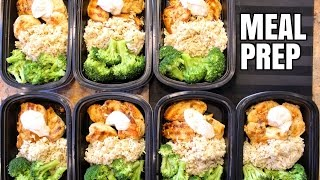 Download How To Meal Prep - Ep. 1 - CHICKEN (7 Meals/$3.50 Each) Video