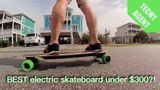 Download Blitzart Tornado and Blitzart Huracane Electric Skateboard - BEST Electric Skateboard Under $300 ?! Video