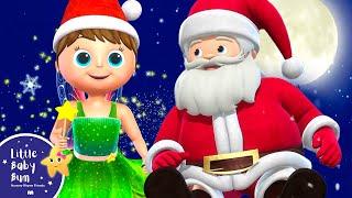 Download Jingle Bells V2   Christmas Songs   +More Nursery Rhymes and Kids Songs   Little Baby Bum Video