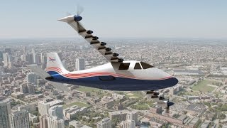 Download One Way To Help Electric Planes Go Mainstream: Add More Propellers Video