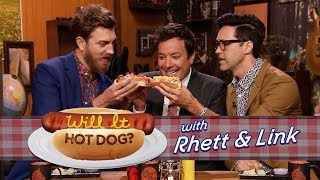 Download Will It Hot Dog? with Jimmy Fallon, Rhett & Link (Good Mythical Morning) Video