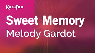 Download Karaoke Sweet Memory - Melody Gardot * Video