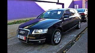 Download Audi A6 3.2FSI 255hp Quattro Avant 4F C6 2005 Video