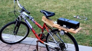 Download How to Make an Electric Bike - Simple and Cheap Video