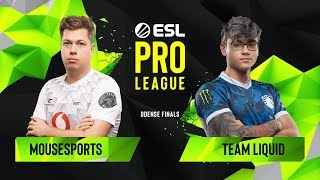 Download CS:GO - Team Liquid vs. mousesports [Dust2] Map 3 - Group B - ESL Pro League Season 10 Finals Video