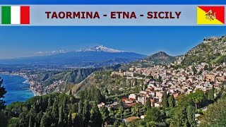 Download Taormina - Etna - Sicily - a sightseeing Video
